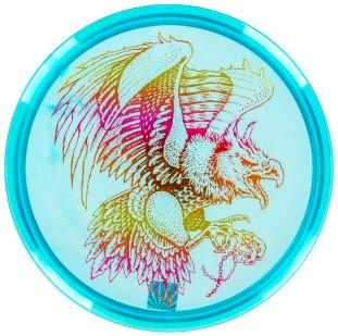 Bird of Prey Blue